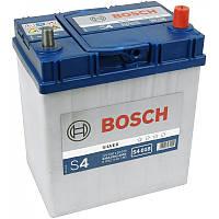 Аккумуляторы Bosch S4 азиатского типа