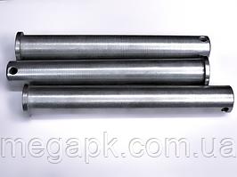 Оси стальные цилиндрические с головкой ГОСТ 9650-80