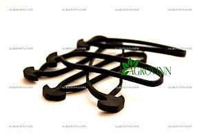 Якорные крепления для подвязки растений Ø16см(115шт), фото 2