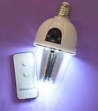 Светодиодная лампа с аккумулятором FY-007 на 15 LED диодов, фото 2