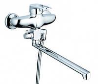 Смеситель для ванны Zegor Z63-FGB-A185