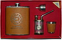 Мужской подарочный набор DJH-2073 (Доллар, Евро)