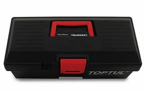 Ящик для инструмента  2 секции (пластик)  Toptul TBAE0201