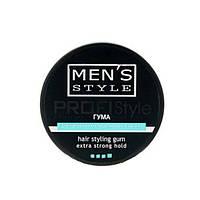 Резина ProfiStyle Men's Style для креативного моделирования прически 80 мл