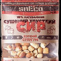 Сушенный сыр Сулугуни, snEco