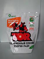 """Противогололедный реагент """"TOR"""" (1,8кг)"""