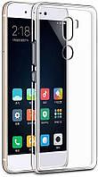 Чехол-накладка TOTO TPU case clear Xiaomi Mi5s Plus Transparent #I/S