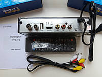 Цифровой тюнер Т2 Set Top Box DZ045, фото 1