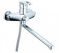 Смеситель для ванны Zegor Z63-NKE-A180