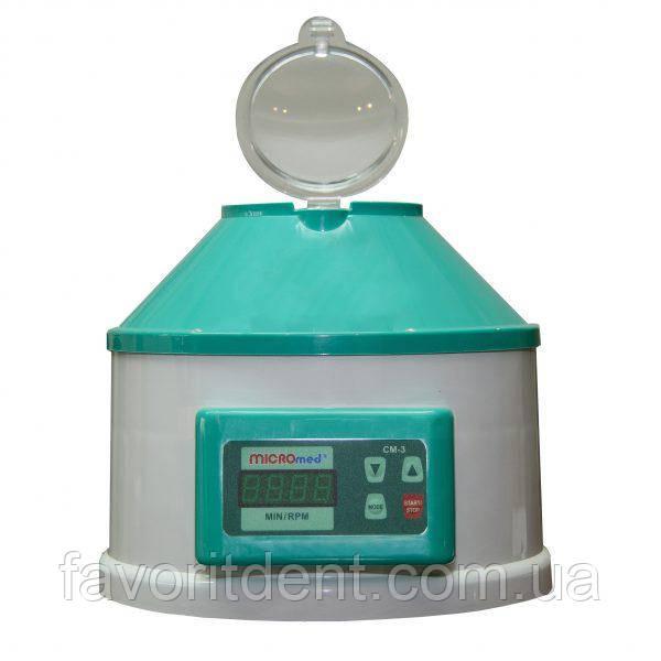 Центрифуга лабораторная медицинская СМ-3 MICROmed