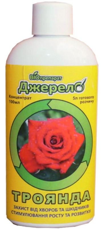 Биопрепарат Джерело для роз