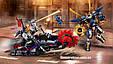 """Конструктор Bela 10805 """"Киллоу против Самурая Икс"""" 565 деталей. Аналог Lego Ninjago 70642, фото 2"""