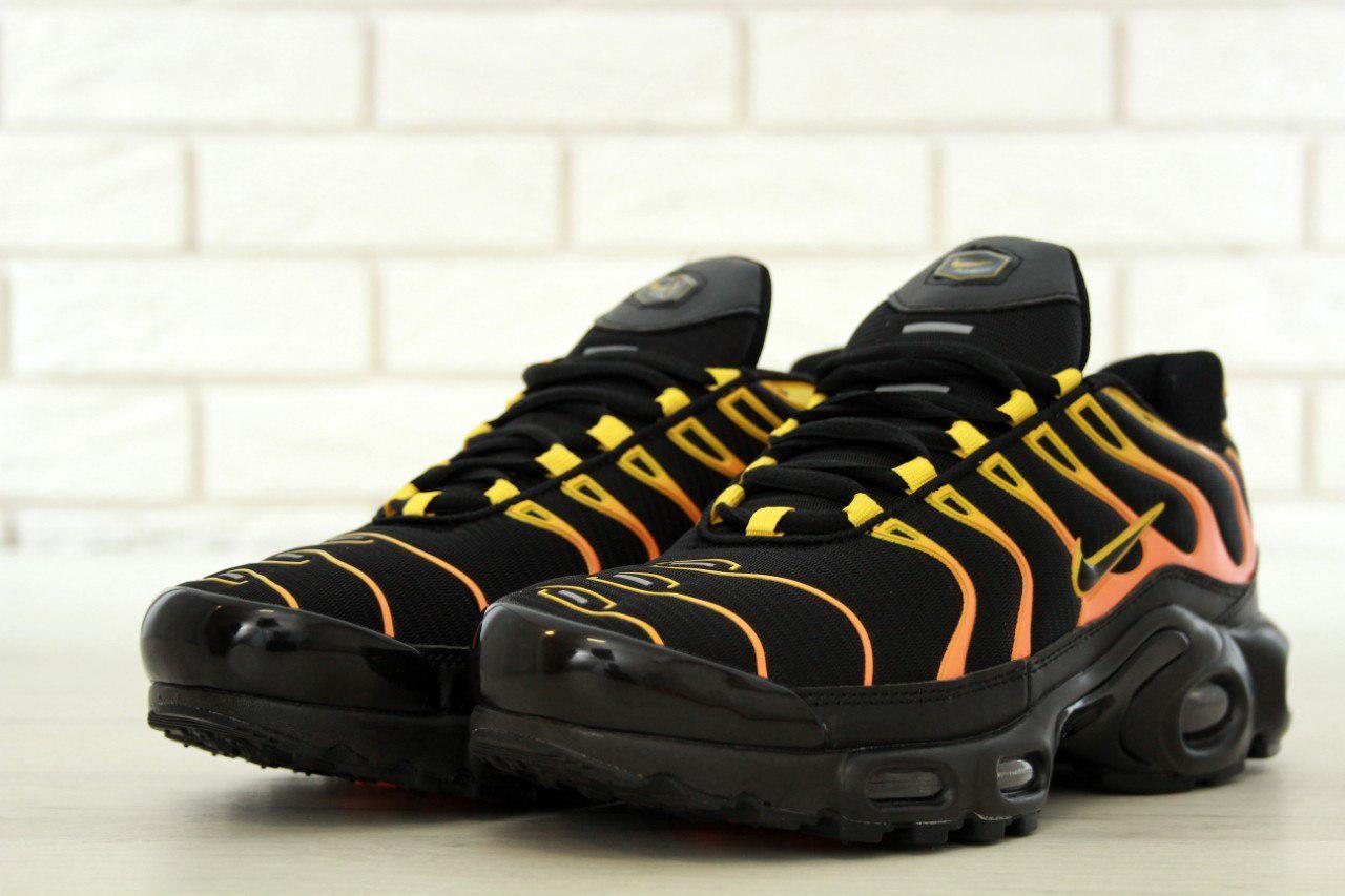 Мужские Кроссовки Nike Air Max Tn+ Найк Аир Макс ТН+ (реплика) — в ... 887c95c78b6