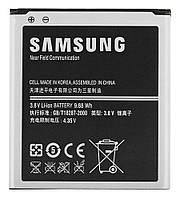 Аккумулятор Samsung i9500 (EB B600) 2400/2600 mAh #I/S