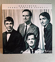 CD диск Kraftwerk - Trans-Europe Express