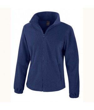 Женская флисовая куртка на молнии  220-32-F206 Result