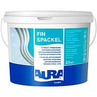 Акриловая шпаклевка Aura Luxpro Fin Spackel 25 кг