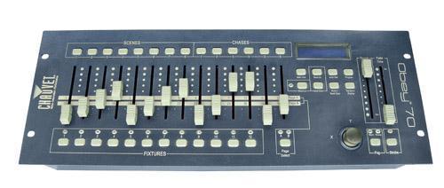 DMX-512 контролер CHAUVET OBEY 70