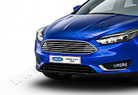 Ford Focus 2011↗ Передняя решетка Titanium
