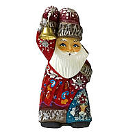 Фигурка из дерева Дед Мороз