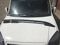 Fiat Fullback 2015↗ Рейлинги Omtec (2 шт)