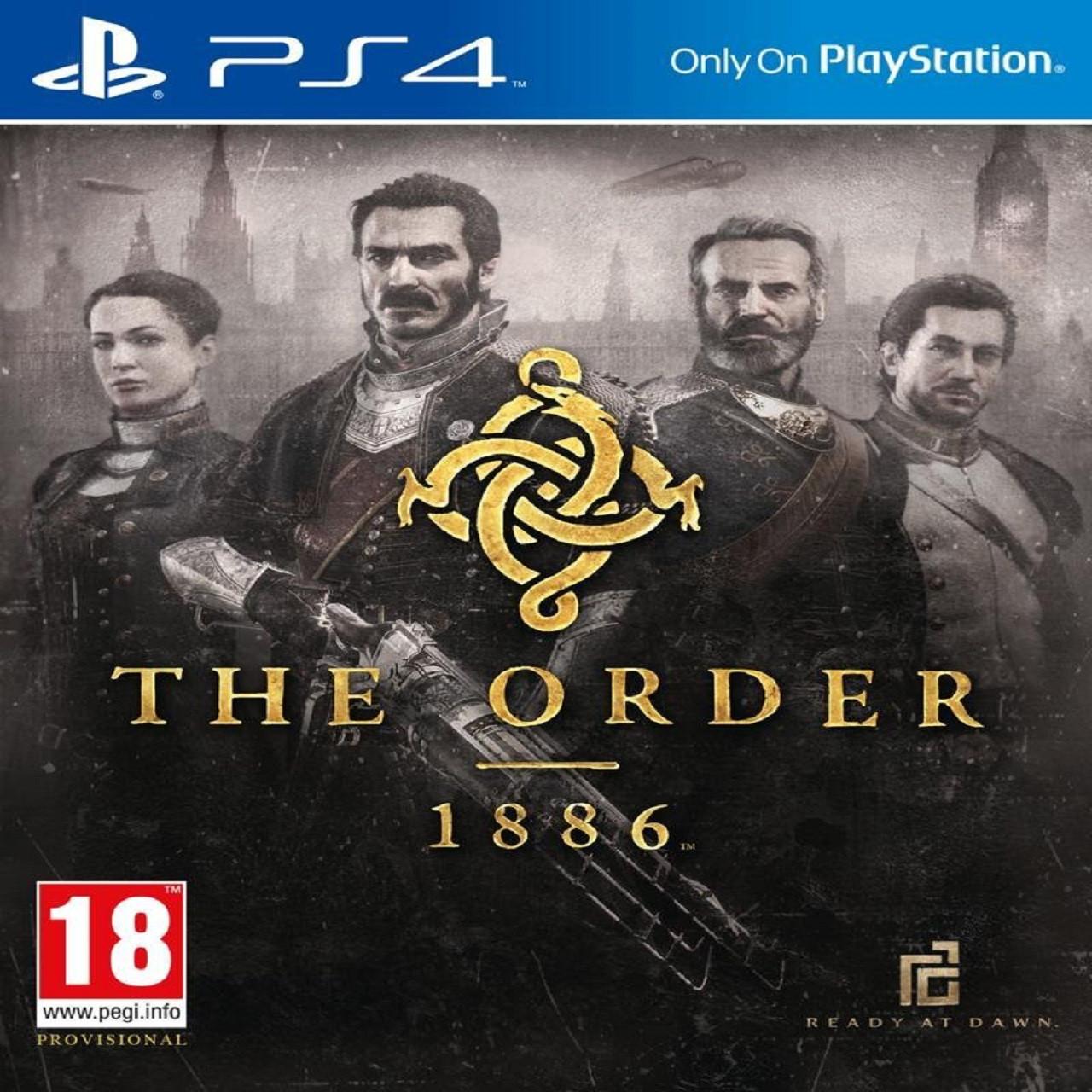 The Order 1886 RUS PS4 (Б/В)