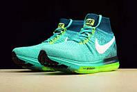 Мужские кроссовки Nike, беговые - Air All Out Fluknit, реплика, фото 1