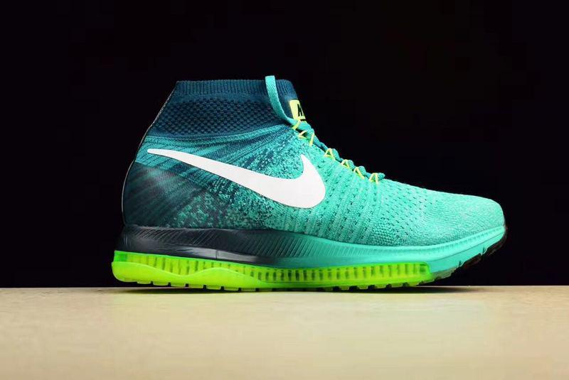 e753064c ... Мужские кроссовки Nike, беговые - Air All Out Fluknit, реплика, ...