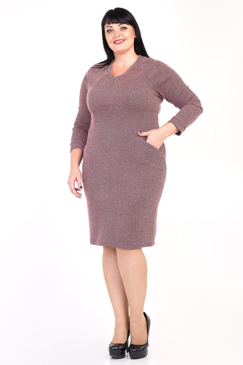 486bf54ed7a8d89 Купить Женское платье большого размера в интернет-магазине ...