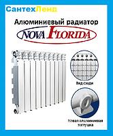 Радиатор Алюминиевый Nova Florida Desideryo B4 350х100, фото 1