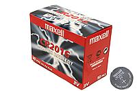 Батарейка Maxell CR2016, 10 шт