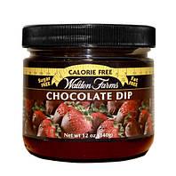 Шоколадный крем Walden Farms 0 калорий
