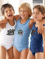 Комплекты нижнего белья для мальчиков