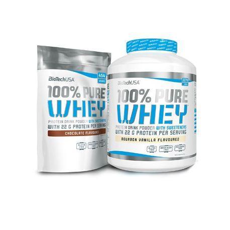Протеин Biotech USA 100% Pure Whey 2270 g