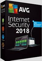 AVG Internet Security 1 ПК 1 год (электронная лицензия)
