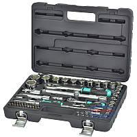 Набор головок Whirlpower 4-2 62 ед.10-32 мм
