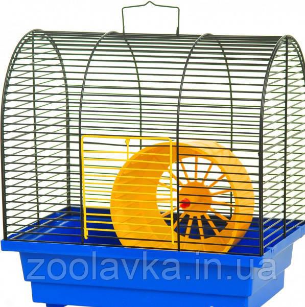 Клетка для грызунов Лорі Бунгало Мини 28 х 28 х 18 см