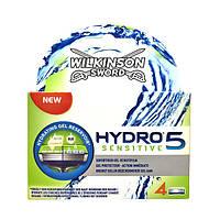 Змінні касети Wilkinson Sword Hydro 5 Sensitive 4 шт, фото 1