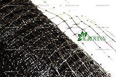 Сетка пластиковая для защиты от кротов(12х14мм) 2х100м