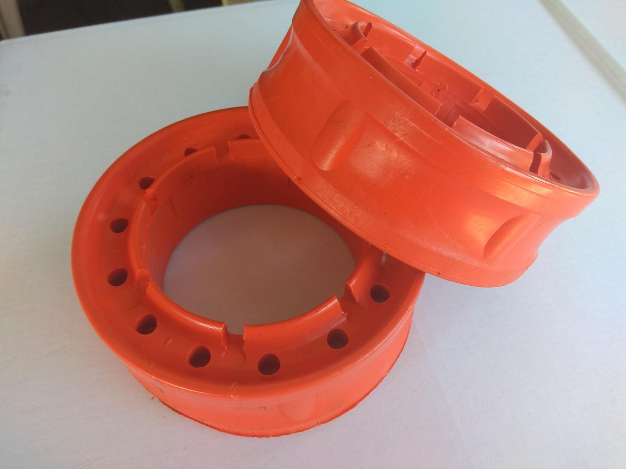 Усилители пружин межвитковые Полиэдр полиуритан 45 мм