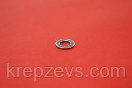 Шайба Ф3 плоская DIN 125 из стали А4
