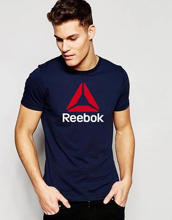 Мужская футболка Reebok (размер S), фото 2