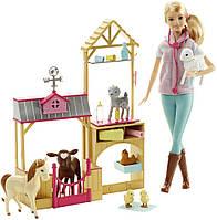 Барби Ветеринар на ферме DHB71