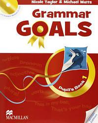 Grammar Goals 1 Pupil's Book with Grammar Workout CD-ROM