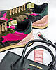 Женские кроссовки Valentino Garavani (Валентино) разноцветные, фото 5