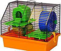 Клетка для грызунов Лорі Вилла Люкс2  28.2 х 33.5 х 22.5 см