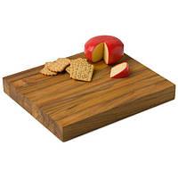 Чому дерев'яна обробна дошка краще?