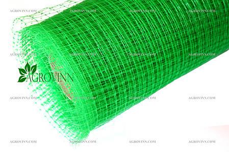 Сетка пластиковая Вольерная (12х14мм) 1х50м, фото 2