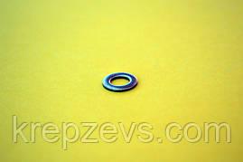 Шайба Ф4 плоска DIN 125 із сталі А4