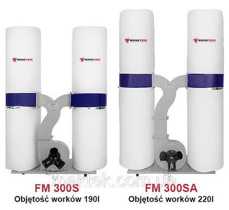 Вытяжки для стружки FM300SA, фото 2